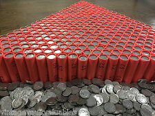 OLD BUFFALO NICKELS U.S. COINS BANK ROLLS COLLECTION SET V-NICKEL MIXED LOT SALE