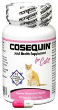 Nutramax Laboratories Cosequin for Cats - Health Supplement - 80 Sprinkle Capsules