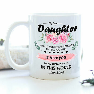 Daughter Birthday Gift Funny Daughter Gift From Dad Funny ...