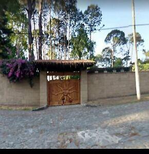 Del Parque , Fracc. Avandaro, Valle de Bravo, Estado de México