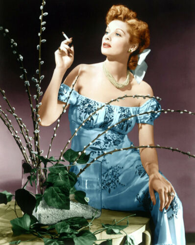 """Lucille Ball Photo Print 13 x 19/"""""""
