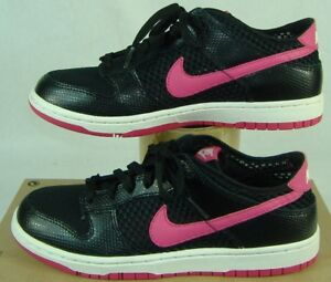 watch 7814c 1d62e Image is loading New-Womens-7-NIKE-Dunk-Low-Skinny-Mesh-