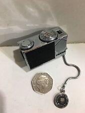 VINTAGE SONY Miniature MINI MICRO RADIO ICR-120 MW-(AM) 1960S