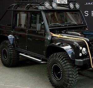 Land-Rover-Defender-espectro-amplio-pasos-de-rueda-GRP