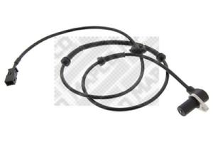 Sensor Raddrehzahl MAPCO 86817 hinten rechts links für AUDI