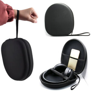 Headphone-Hard-Shell-Case-Headset-Storage-Box-Travel-Portable-Carrying-Bag-Pouch