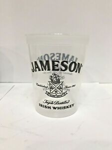 JAMESON-IRISH-WHISKEY-10-Plastic-Cups-Beer-Cups-16oz