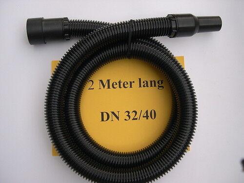 Set 3tg 40mm für Kärcher NT 48//1 301 351 361 561 eco Alaska Einhell 2m Sauger