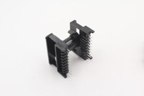 Transformador Core 2 un PC40 ETD44 9+9 Pines núcleos de ferrita y Bobina inductor de bobina