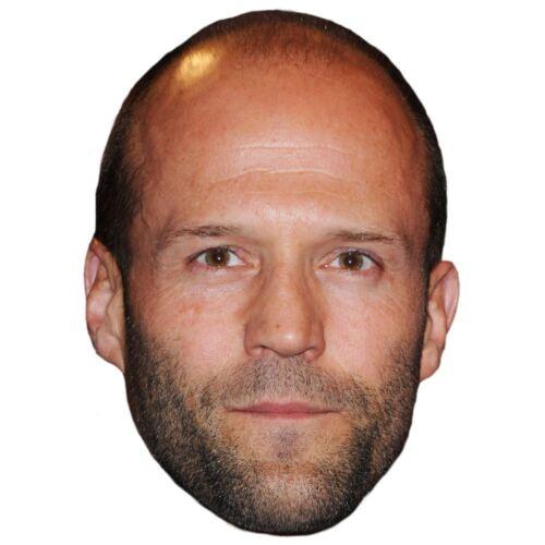 Jason Statham Célébrité Masque Carte Visage Et Déguisement Masque