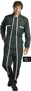 UNISEX-WORKWEAR-OVERALL-WITH-DOUBLE-ZIP-SOL-JUPITER-PRO-Work-Striped-New-Size-ty