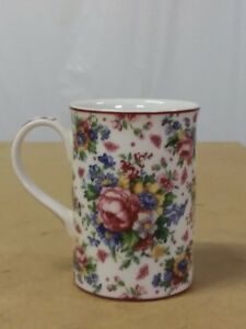 Royal-Albert-LADY-CARLYLE-CHINTZ-AFTERNOON-TEA-Fine-China-Colorful