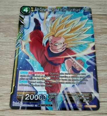 Ultimate Potential SS2 Son Gohan ST Dragon Ball Super Cards # 8C84