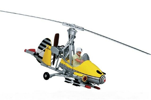 Corgi James Bond Gyrocopter Little Nellie You Only Live Twice 1 36 Scale CC04602
