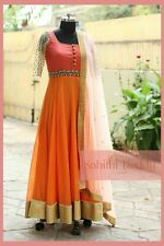 Indian Bollywood Ethnic Designer Anarkali Salwar kameez Suit &Traditional KMI029