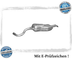 Endschalldämpfer VW Golf IV 4 Variant 1.6 FSi 2.0 Auspuff Endtopf