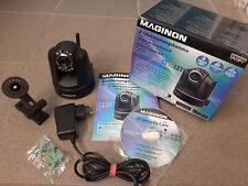 Maginon IPC-40 C IP Überwachungskamera RJ-45 IEEE 802.11b//g//n ohne Netzteil NEU