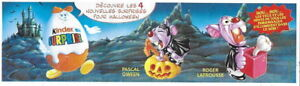 BPZ kinder Halloween Yvan Pire Adam Pointu Pascal Oween Lafrousse France 2001 irik2w5b-09153915-830183810
