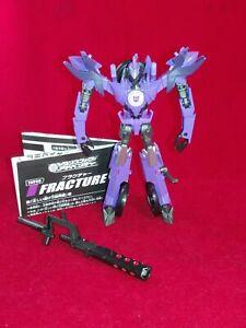 Transformers-RID-Adventure-TAV-36-FRACTURE-warrior-deluxe-figure-Complete