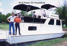 EZ 7 Deck/Pontoon/ Houseboat/ platform boat plans 18