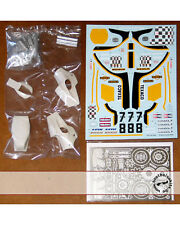 STUDIO 27 RGB500 1979 TRANSKIT TEXACO HERON SHEENE for TAMIYA 1/12 SUZUKI