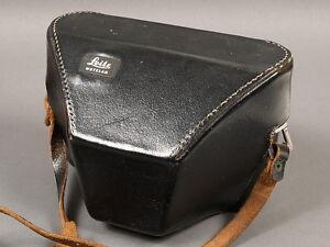 Leica-M-Hartlederbereitschaftstasche-in-gutem-Zustand