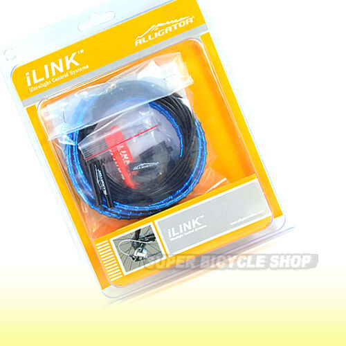 ALLIGATOR I-LINK Cable Set For Brake  5mm , blueee