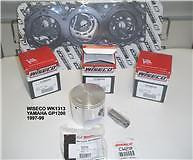 Wiseco 8150LF Ring Set for 81.50mm Cylinder Bore
