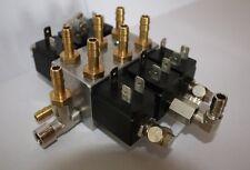 12v Magnetventilblock, 6 mm Anschluss f. Diesel / Rapsöl Umrüstung Magnetventil