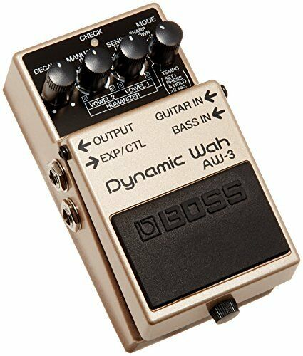 BOSS Dynamic Wah AW-3 FREE SHIPPING
