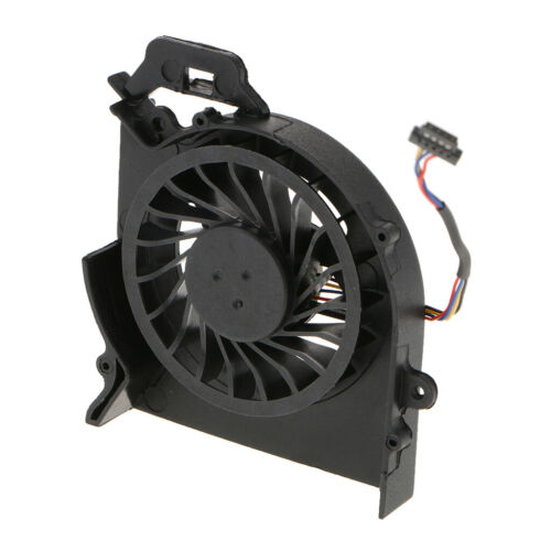 CPU Fan Replace Fan for HP Pavilion DV6-6000 DV7-6000 Series Black