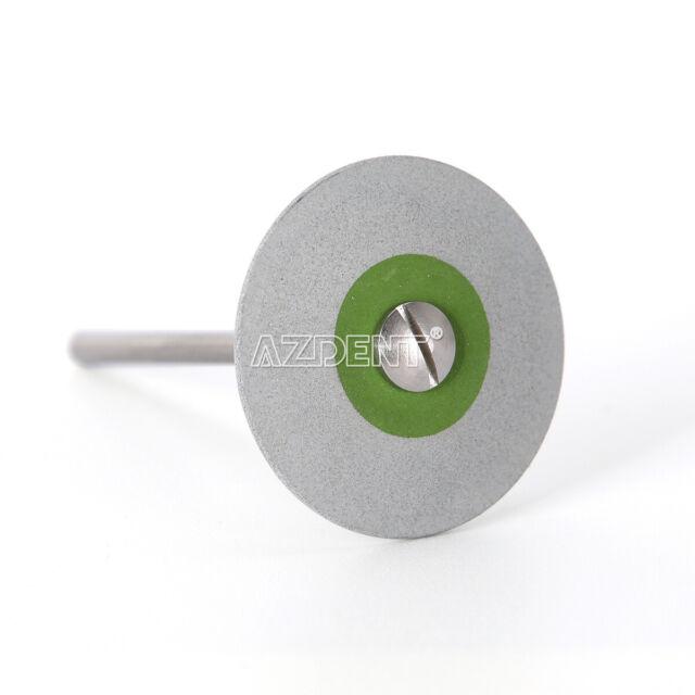 Dental Rubber Diamond Polisher for porcelain/ zirconia restoration Fine