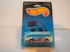 Hot Wheels Team Bus Auto Bus Mannschaftbus American Football Team 3875