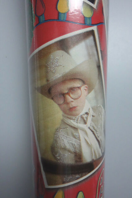 a Christmas Story 50 SQ Ft. Holiday Wrapping Paper Gift Wrap | eBay