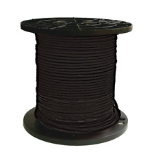 Southwire Thhn Wire 500 Ft 3 Heat Resistant Waterproof Stranded Copper Black