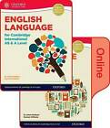 English Language for Cambridge International AS and A Level: Student Book & Token Book by Julian Pattison, Duncan Williams (Mixed media product, 2016)