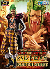 MEGAHOUSE ONE PIECE PORTRAIT OF PIRATES P.O.P. LIMITED EDITION BARTOLOMEO
