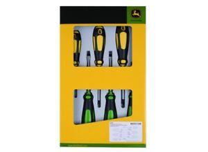 Genuine-John-Deere-6-Piece-Screwdriver-Set-MCKTA31104M-Tools-Farm