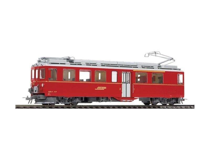 Bemo 1266117 Abe 4 4 47 el berninatriebwagen RHB, pista h0m