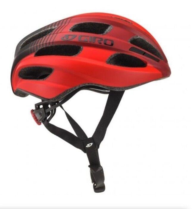 Casque Vélo Giro Isode red