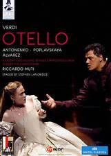 Verdi: Otello [Blu-ray], New DVDs