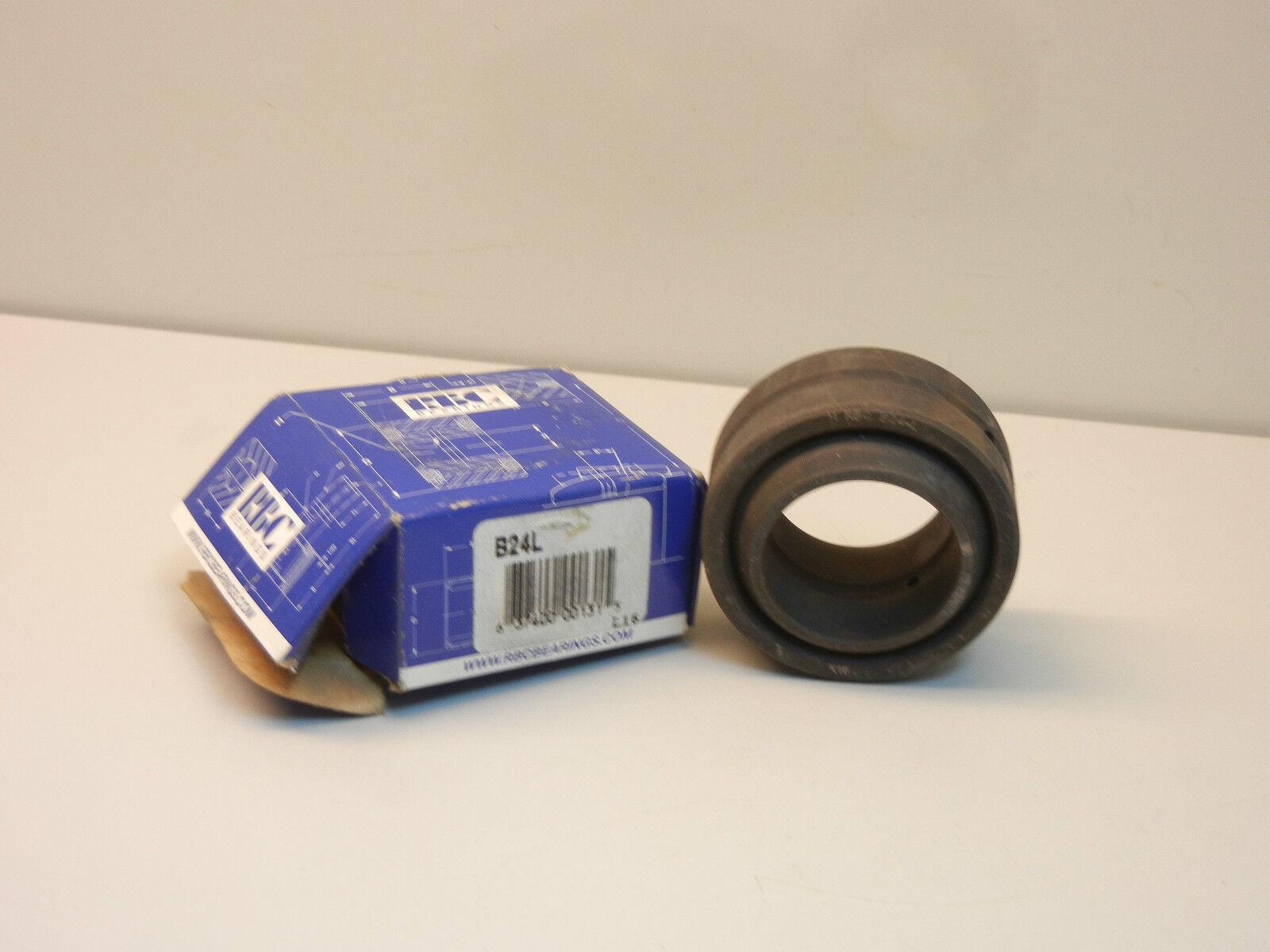 "RBC B48L Sealed Spherical Plain Bearing 3"" x 4-3//4"" x 2-5//8"" HeimBushing C7S4"