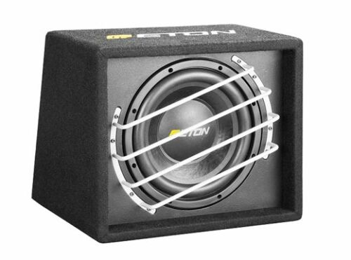 Eton et-f10-600g Force 25 cm auto KFZ subwoofer sub woofer Bass 450 watt RMS