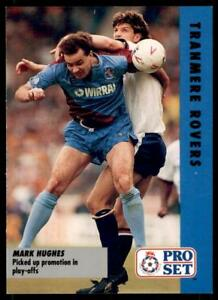 PRO SET Football agencements 1991-1992 Bolton Wanderers PHIL NEAL #48