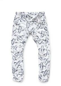 Details about New G Star Raw G Star Elwood X25 3D Tapered Men's Jeans Chinoiserie Print 31 32