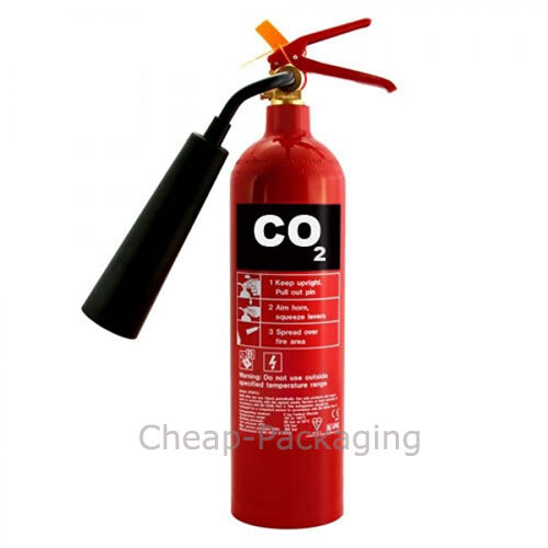2KG CO2 Fire Extinguisher Warehouse Storage Office Industrial Use