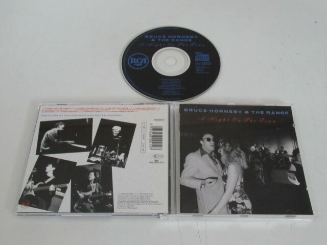 Bruce Hornsby & The Range / a Night On The Town (BMG PD82041)