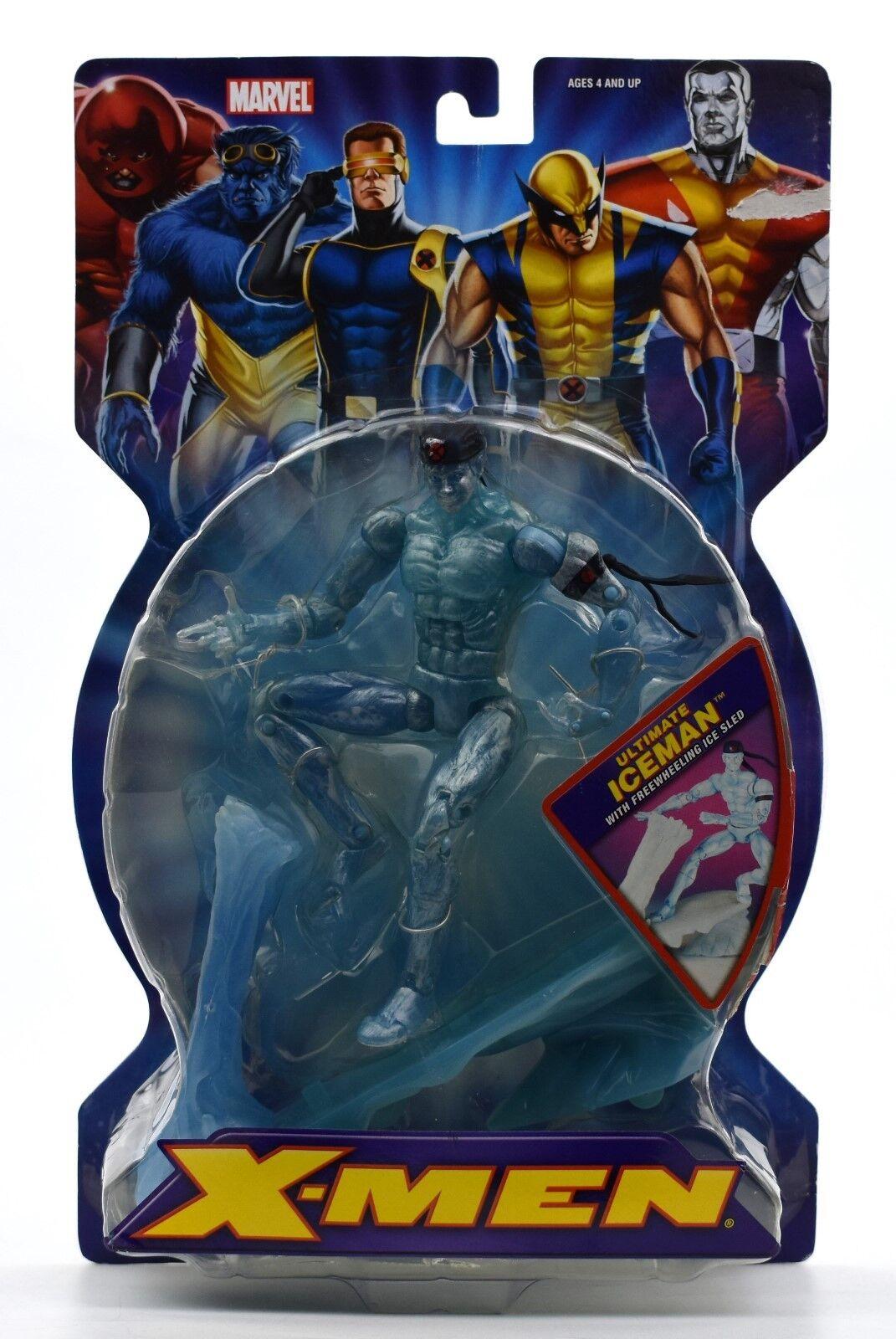 ToyBiz - X-Men Classics Series 3 - Ultimate Iceman Action Figure