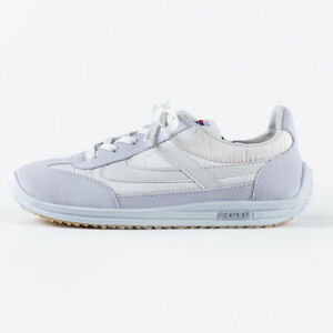 panam 084 vintage casual women shoes white / white new in