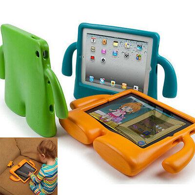 Shockproof Kids Handle Foam Case Cover For Apple iPad 2 3 5th Gen Air Mini 1 2